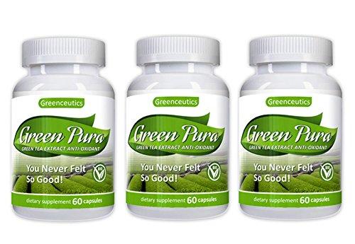 Greenpura Weight Loss Increase Fat-Burning Essential Antioxidants (3)