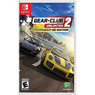 Gear Club Unlimited 2: Porsche Edition (NSW) - Nintendo Switch
