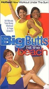 Amazon.com: Big Butts Hit the Beach [VHS]: Big Butts Hit the Beach ...