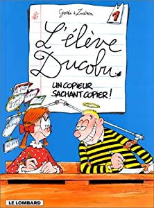 """Afficher """"L'Elève Ducobu n° 1 élève Ducobu (L'). Volume 1"""""""
