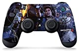 Controller Gear Uncharted 4 A Thief's End - PS4 Controller Skin - Officially Licensed - PlayStation 4