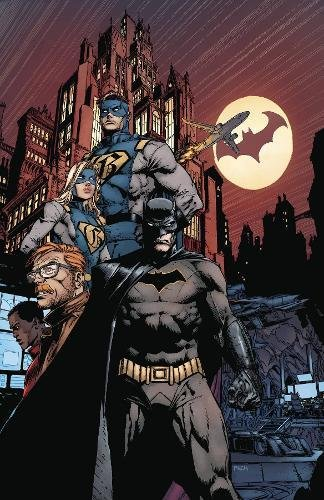 Batman: The Rebirth Deluxe Edition Book 1