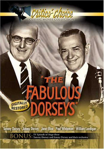 The Fabulous Dorseys - Clarinet Carter