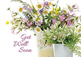 Comfort in God's Care - Get Well Greeting Cards