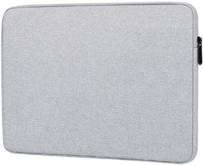 13 14 Shock Proof Laptop Sleeve Notebook case Bag for Dell Latitude 7390 13.3, 7480, 7490 14, XPS 13/13.3 HP Spectre, Envy, 14 EliteBook ProBook Pavilion x360 / 13.3 Lenovo ThinkPad, Yoga (Gray)