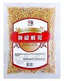 Cheap Dried Osmanthus Fragrans Herb Loose Leaf Tea 100% Fragrant Natural Healthy Herbal Tea特级桂花