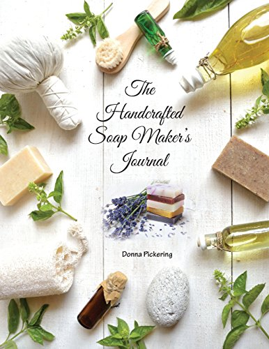 The Handcrafted Soap Maker's Journal by Mattadon Publishing