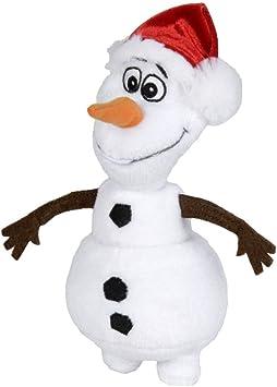 Amazon.es: Disney Frozen - figura de peluche - Muñeco de nieve ...