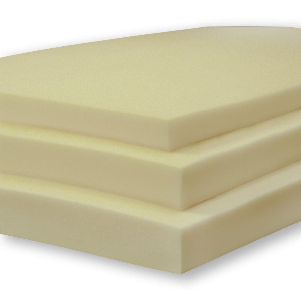 Memory Foam off-cut para perro camas y cojines - 90 cmx120cmx10 cm (35