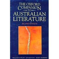 The Oxford Companion to Australian Literature