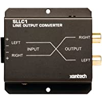XANTECH SLLC1 Speaker Level To Line Converter (Discontinued by Manufacturer)