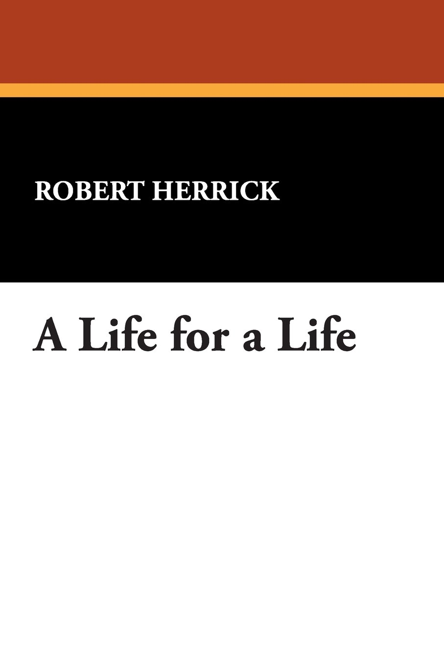 Download A Life for a Life PDF