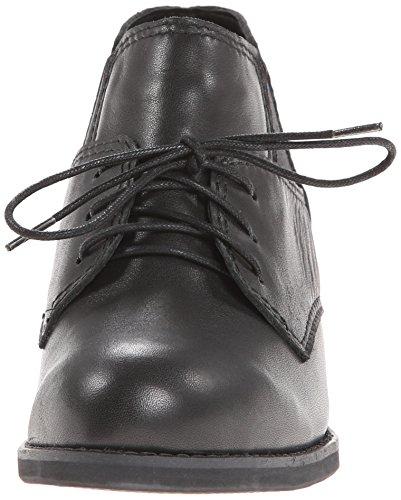Alla Svarta Kvinna Gg Spets-up Boot Svart
