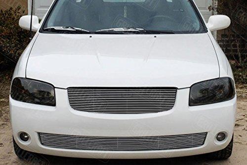 06 Nissan Sentra Billet Grille - 3