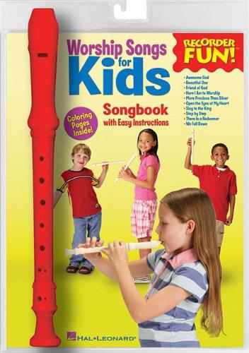 Worship Songs for Kids: Recorder Fun! Pack