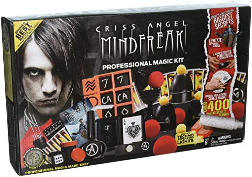 Criss Angel MINDFREAK Professional Magic Kit -
