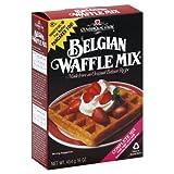 Waffle Mix Belgian