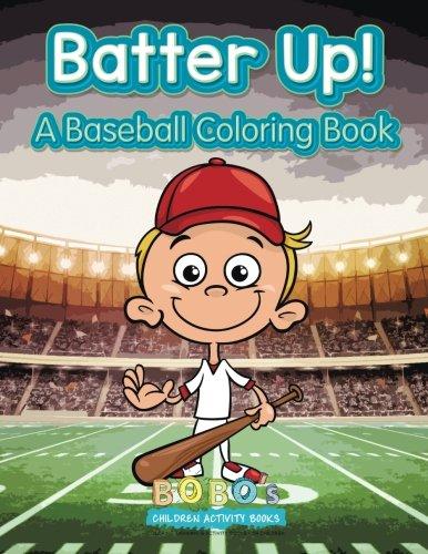 Batter Up! A Baseball Coloring Book
