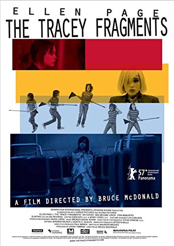 The Tracey Fragments Placard Movie UK 11 x 17 Inches - 28cm x 44cm Ellen Page Libby Adams Shawn Ahmed