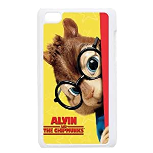iPod Touch 4 Phone Case White Alvin and the Chipmunks UKT8592666