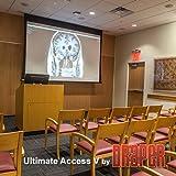 Draper 143019FBQ Ultimate Access/Series V 100 diag. (49x87) - HDTV [16:9] - Grey XH600V 0.6 Gain