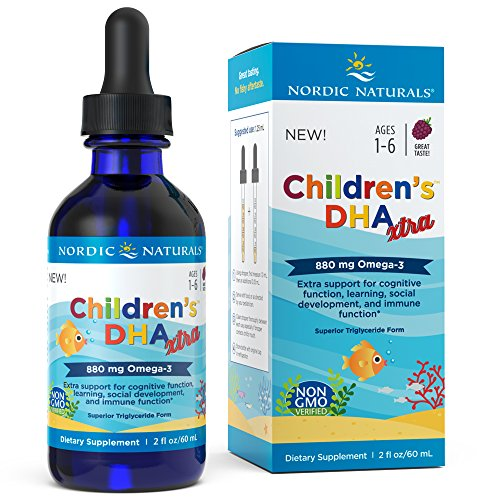Nordic Naturals Childrens DHA Xtra product image