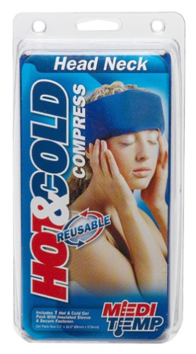 Medi-Temp Head-Neck Hot/Cold Therapy (Headache Wrap)