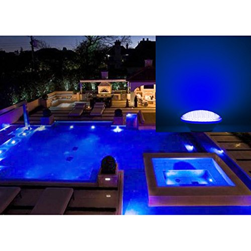 Le Rgb Led Swimming Pool Lights 18w Par56 Led Underwater Light Color Changing Remote