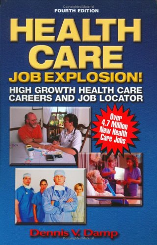 Health Care Job Explosion Careers product image