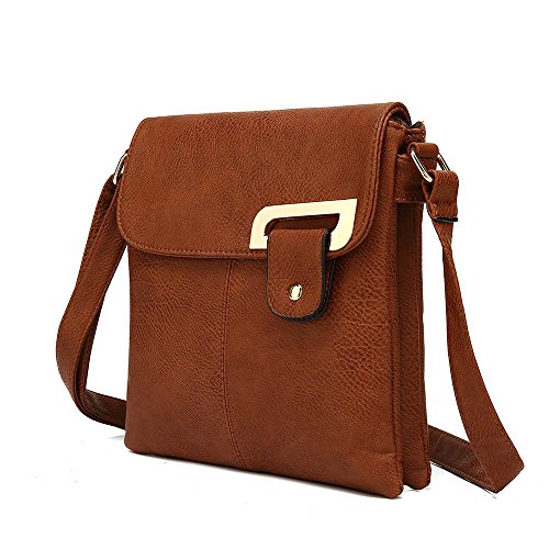 brown Sac L'épaule Pour Femme London Craze 1 À Porter Style 7g4qwxv
