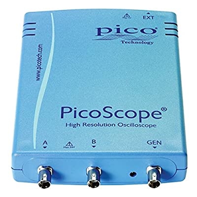 Pico 4262 PicoScope 16-bit Oscilloscope with probes
