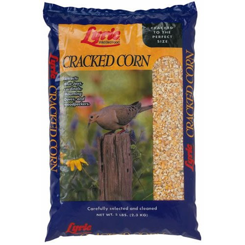 Lebanon Seaboard SEED CORP 26-47272 Cracked Corn, 5 lb. Lebanon Seaboard Corporation