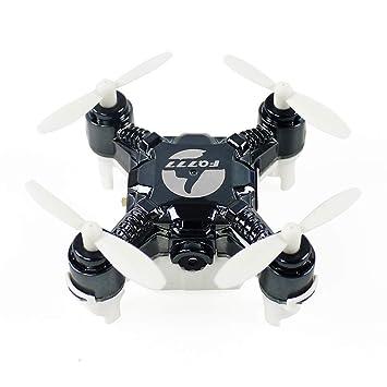Mini Drone con cámara HD de 2MP Modo sin Cabeza Regreso con una ...