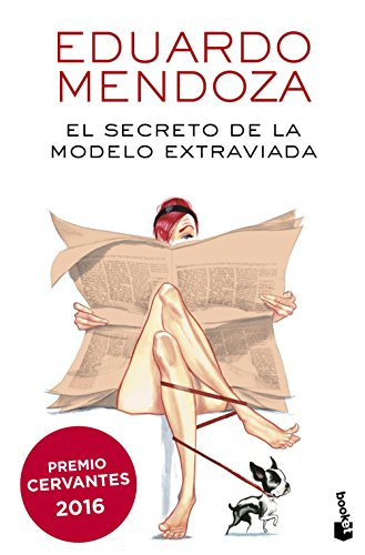 El secreto de la modelo extraviada