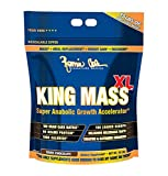Ronnie Coleman Signature Series, King MASS-XL Super Anabolic Growth Accelerator, Dark Chocolate, 15 Pound (Pack of 3)