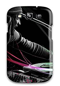Dj Case Compatible With Galaxy S3/ Hot Protection Case