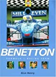 Benetton - Formula 1 Racing Team, David Tremayne, 1859604242