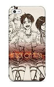 PVAusIg12146HmOOg Tpu Phone Case With Fashionable Look For Iphone 6 (4.5) - Attack On Titan