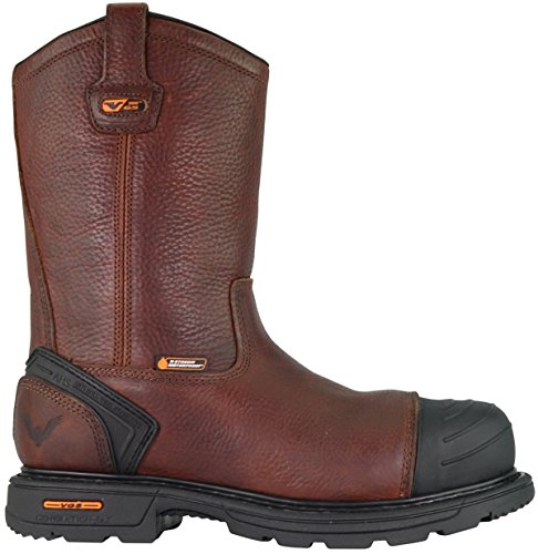 Thorogood Gen-Flex Waterproof Wellington, Brown, 11 W US