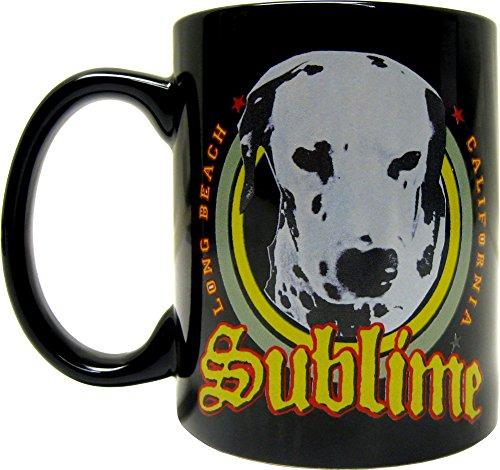 Sublime Dalmation Logo Mug   11Oz