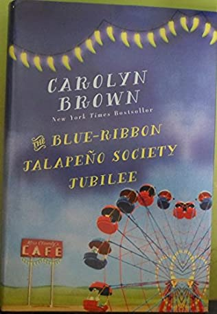 book cover of The Blue-Ribbon Jalapeno Society Jubilee