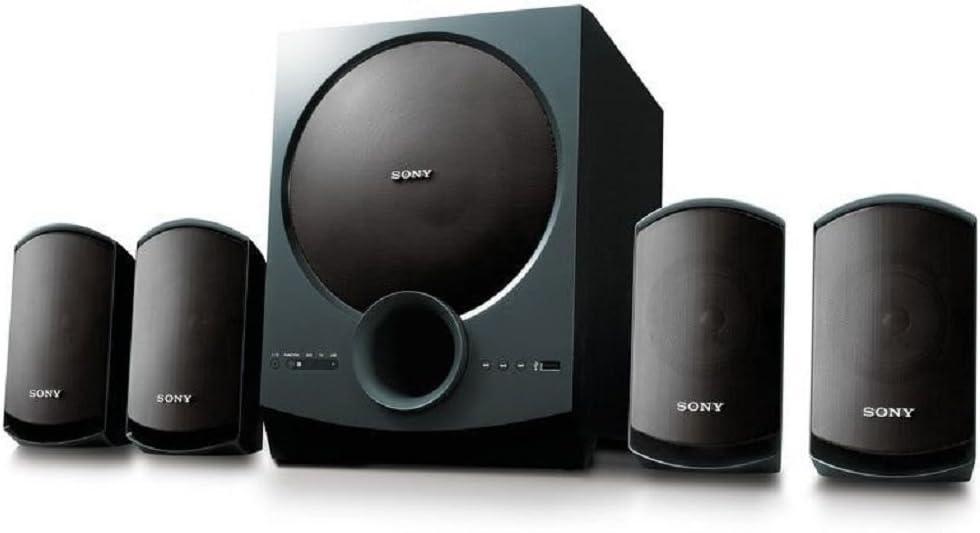 Sony SA-D10 Speaker System (Black)
