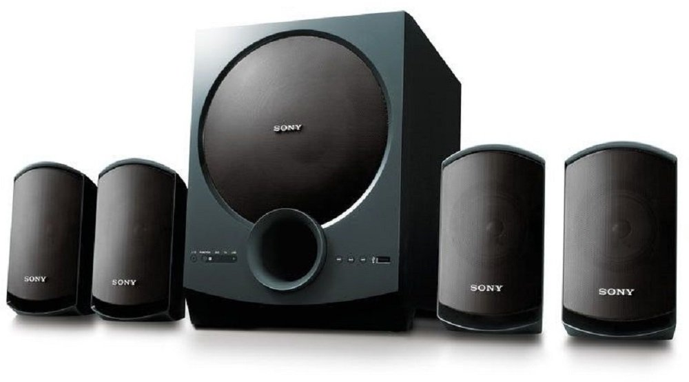 Sony SA-D10 4.1 Channel Multimedia Speaker System