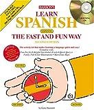 Spanish the Fast and Fun Way, Gene M. Hammitt, 0764175270