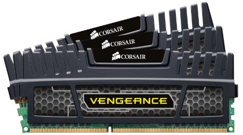 Corsair Vengeance 12GB (3x4GB)  DDR3 1600 MHz (PC3 12800) Desktop Memory 1.5V by Corsair