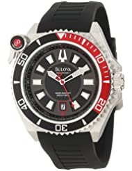 Bulova Mens 98B166 CATAMOUNT Strap Watch