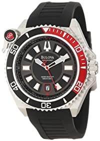 Bulova Men's 98B166 CATAMOUNT Strap Watch
