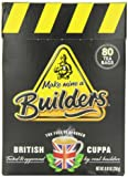 Builders Teabags, 80-Count