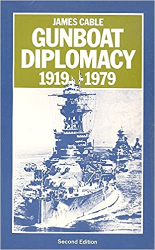 gunboat diplomacy examples