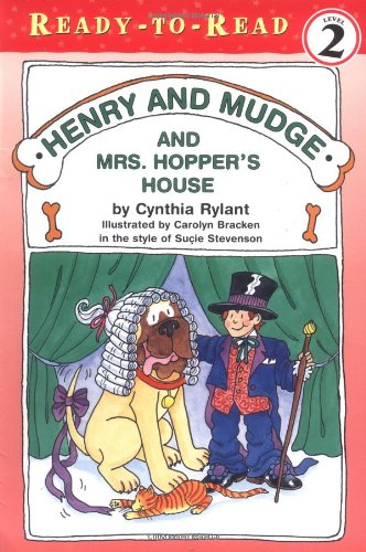 Easy Costume Ideas For Character Day (Henry and Mudge and Mrs. Hopper's House (Henry & Mudge))